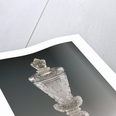 Covered Goblet by Friedrich Winter