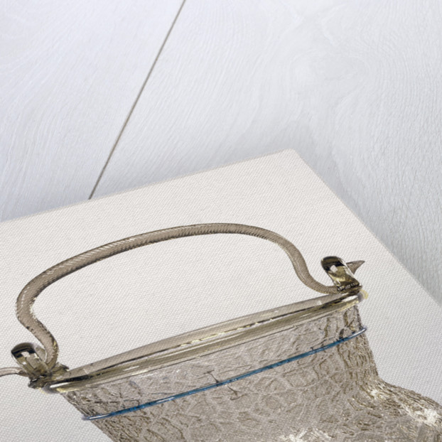 Ice-Glass Situla (Secchiello) by Anonymous