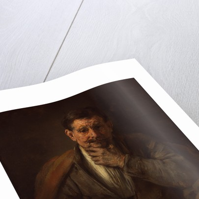 St. Bartholomew by Rembrandt Harmensz. van Rijn