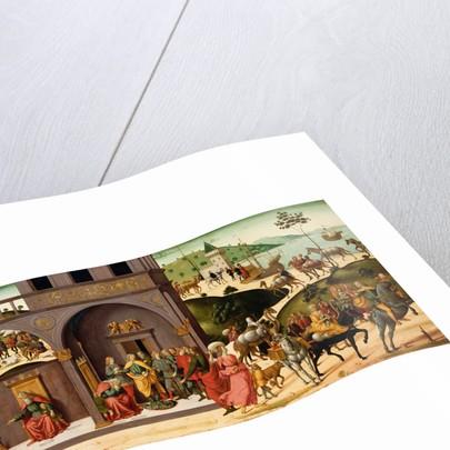 The Story of Joseph by Biagio d'Antonio