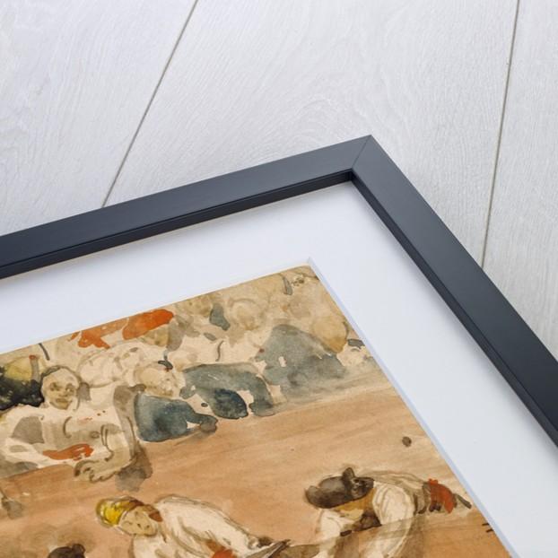 Bullfight by Édouard Manet