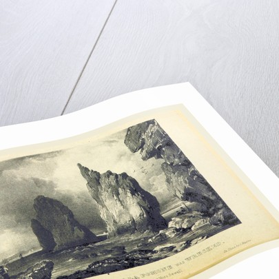 The Needles on which La Pomone was wrecked, An Account of the Transactions of His Majesty's Mission to the Court of Persia, in the years 1807-11 by Anonymous