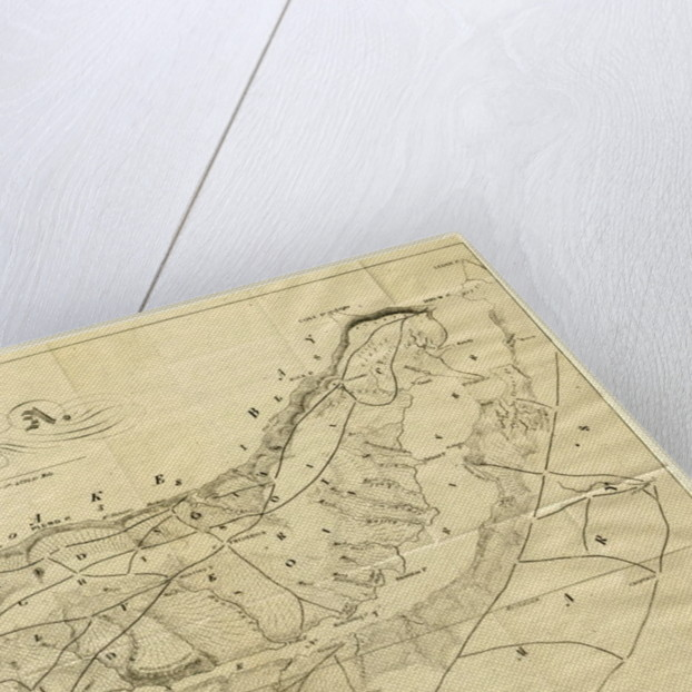 Report on the new map of Maryland, 1836 by Anonymous