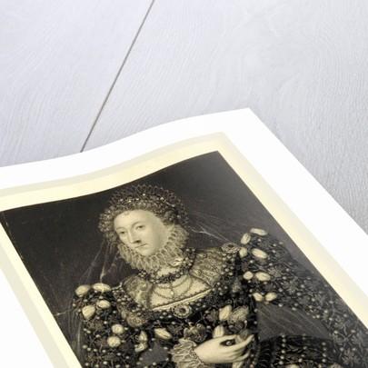 Queen Elizabeth, UK by Anonymous