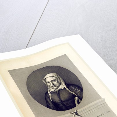 Dutch History Kenau Simon D. Hasselaer by Anonymous