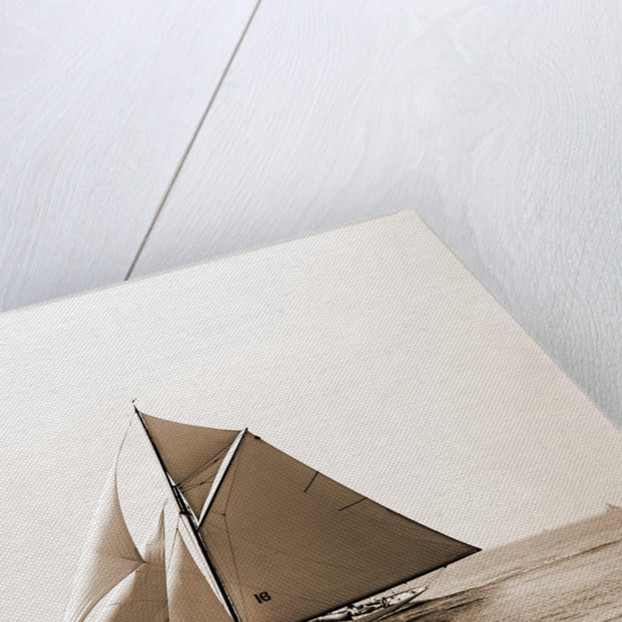 Gloriana, June 16, 1891, The, Gloriana (Yacht) by Anonymous