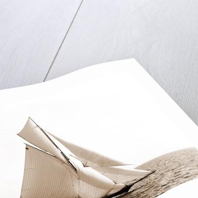 Jessica, Corinthian Yacht Club, Jessica (Yacht) by Anonymous