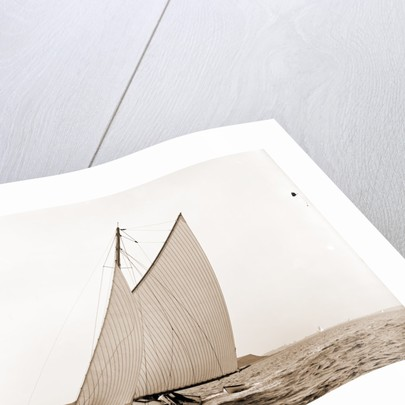 Handsel (Yacht) by Anonymous