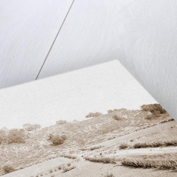 Cholula, the Pyramid Gran Piramide by Anonymous