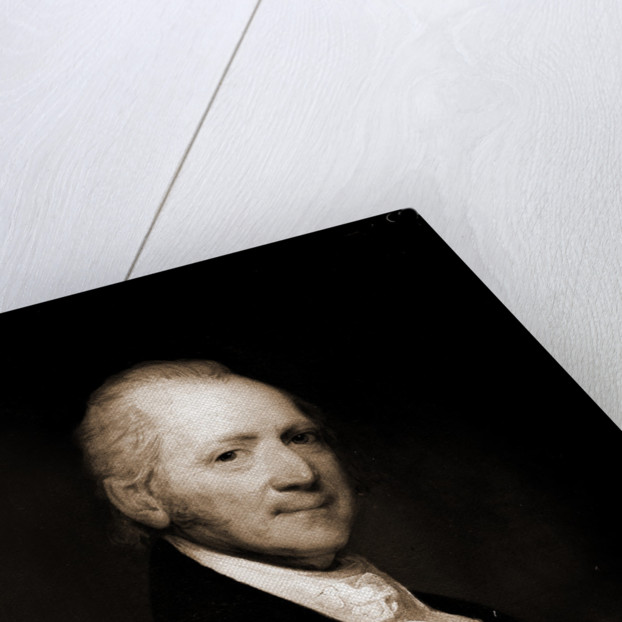 Henry Nichols by Gilbert Stuart