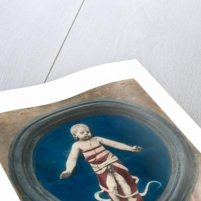 Loggia dello Spedale degl'Innocenti, Tondo di Andrea della Robbia by Anonymous