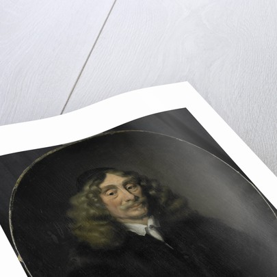 Portrait of Johan de Reus by Pieter van der Werff