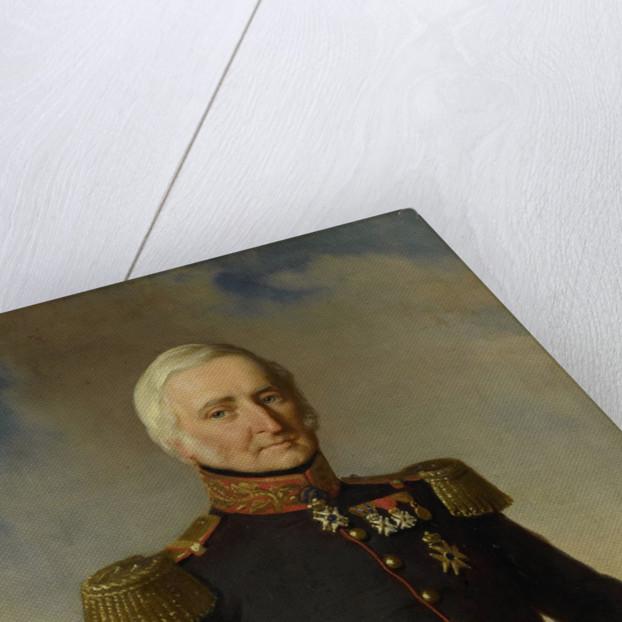 Huibert Gerard Baron Nahuys van Burgst by Bastiaan de Poorter