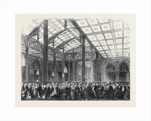The Free-Trade Bazaar, in Covent Garden Theatre by Anonymous
