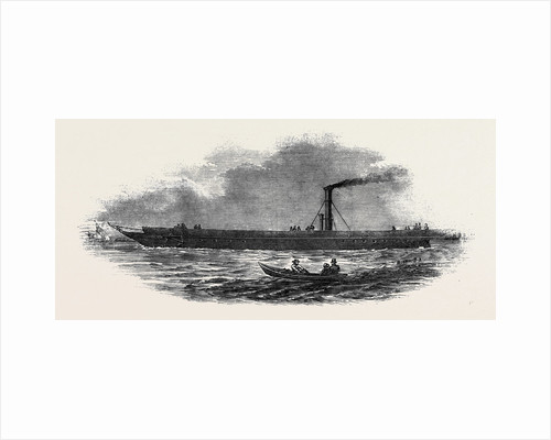 Her Majesty's River Steamer, Fairy by Anonymous