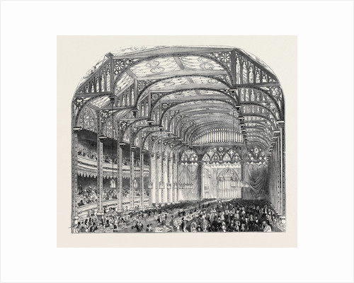 Free Trade Bazaar, at Covent Garden Theatre. by Anonymous