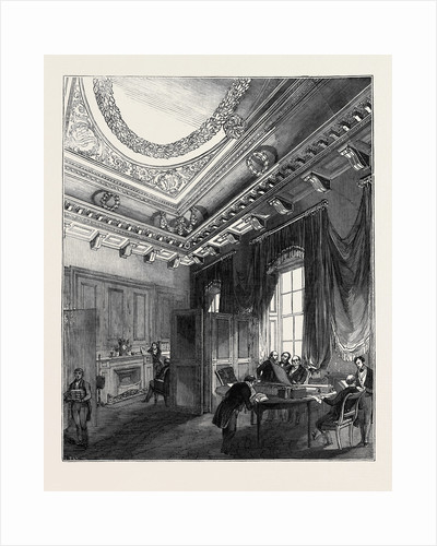 Board of Trade, a Deputation by Anonymous