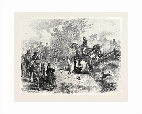 China: Paper-Hunt at Shanghai 1873 by Anonymous