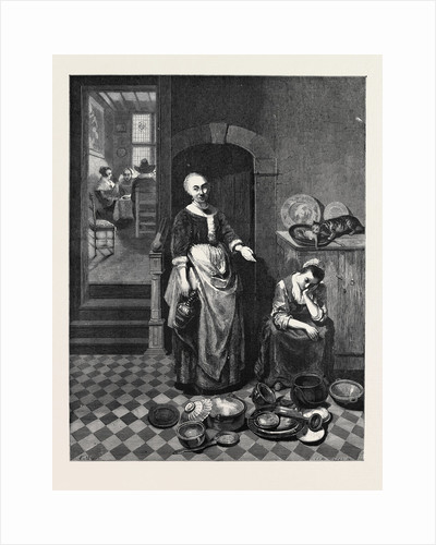 The Idle Servant in the National Gallery by Anonymous