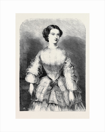 The Duchess of Calabria. by Anonymous