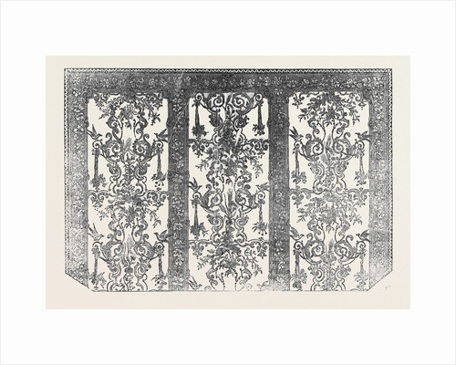 Messrs. Turner And Co., paper pattern by Anonymous
