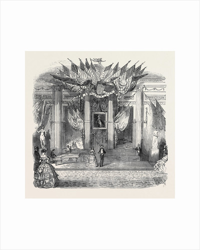 Grand Entertainment to the American Minister, at Willis's Rooms, St. James's by Anonymous