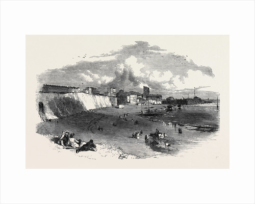 Broadstairs, from an Original Sketch by Anonymous