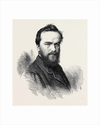 The Hon. H.F. Cowper Mover of the Address in the House of Commons 1869 by Anonymous