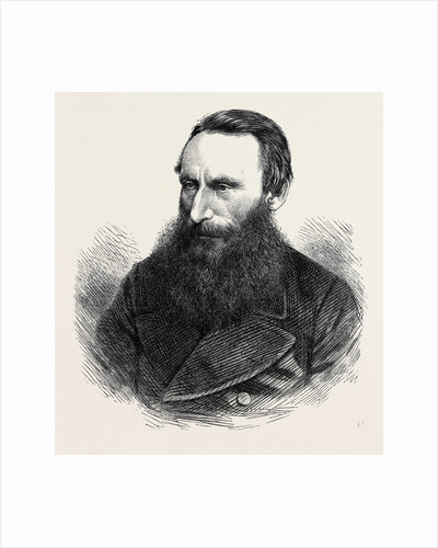 Mr. A.J. Mundella Seconder of the Address in the House of Commons 1869 by Anonymous