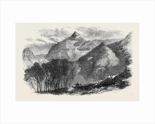 Ngatapa Pah Poverty Bay New Zealand Lately Captured from the Maoris 1869 by Anonymous