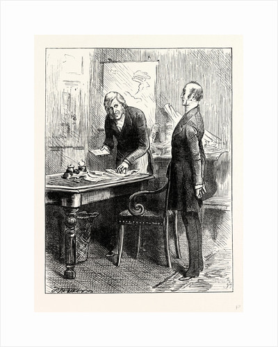 Charles Dickens Dombey and Son. No ? Inquired Carker with Another Wide and Most Feline Show of His Teeth. by Anonymous