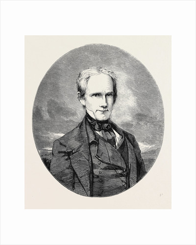 The Late Henry Clay, 1852 by Anonymous