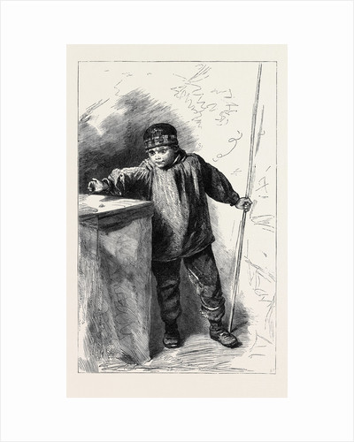 The Flyfisher, in the Winter Exhibition of the Water Colour Society 1862 by Anonymous