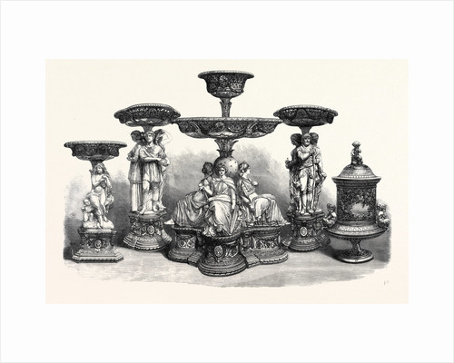 Dessert Service for the Prince of Wales 1866 by Anonymous