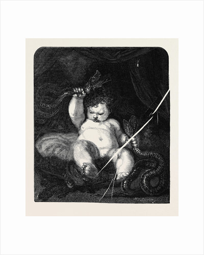 Infant Hercules by Anonymous
