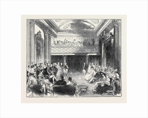 The Music Room, Buckingham Palace by Anonymous