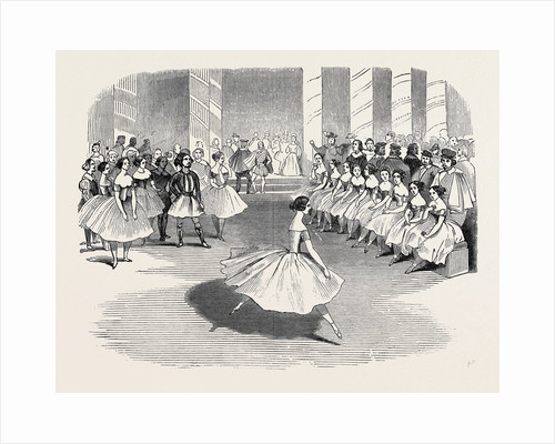 Madlle. Cerito, in the Ballet of Alma by Anonymous
