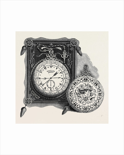 The Sultan Abdul Medschid's Watch by Anonymous