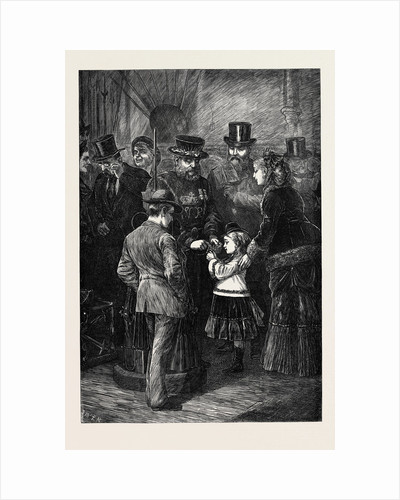 Holiday Sights: The Torture in Her Majesty's Tower London 1871 by Anonymous