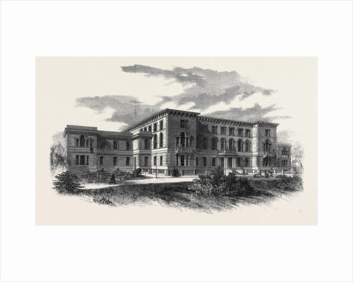Orphan Working School Haverstock Hill by Anonymous