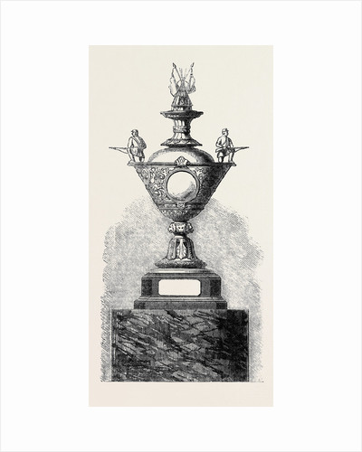 Challenge Cup of the County of Lancaster Rifle Association by Anonymous