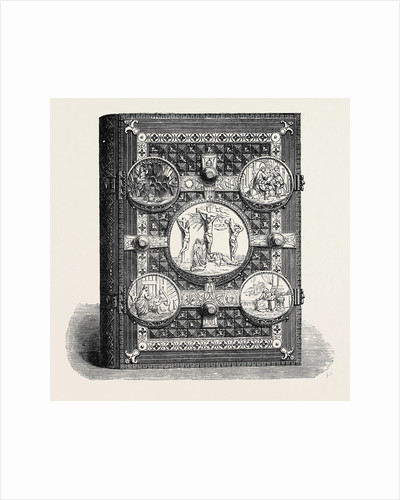 Bible Presented to the Princess of Wales by Sunday-School Children 1868 by Anonymous