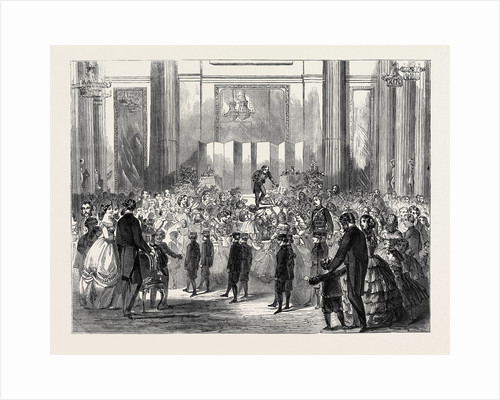 Juvenile Entertainment at the Mansion House. by Anonymous