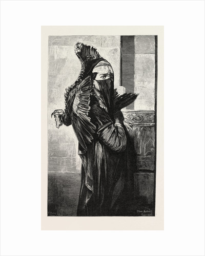 A Seller of Turkeys by Anonymous