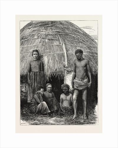 Kaffir Boys, Cape Colony, South Africa by Anonymous