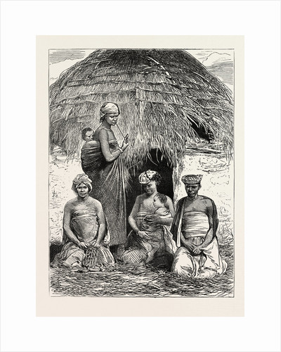 Kaffir Women, Cape Colony, South Africa by Anonymous