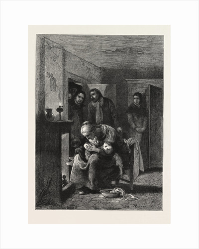 What Happened During the Night, the Rue Tiquetonne, History of Crime, Victor Hugo by Anonymous