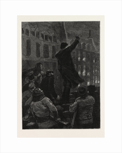 What Happened During the Night, the Petit Carreau, History of Crime, Victor Hugo by Anonymous