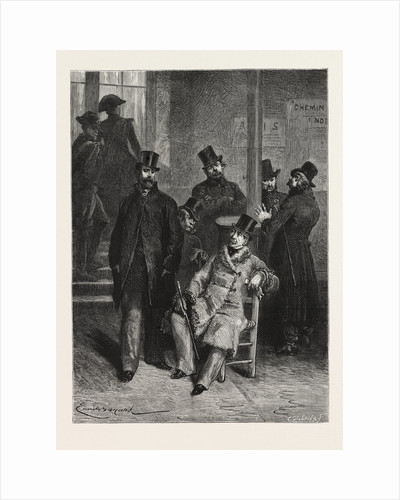 The Police Arrested the Police, History of a Crime, Victor Hugo by Anonymous