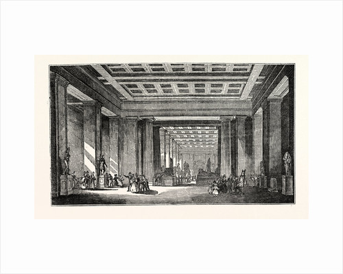 The British Museum by Anonymous